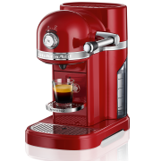 Кофеварка KitchenAid Nespresso Empire Red 5KES0503EER/4
