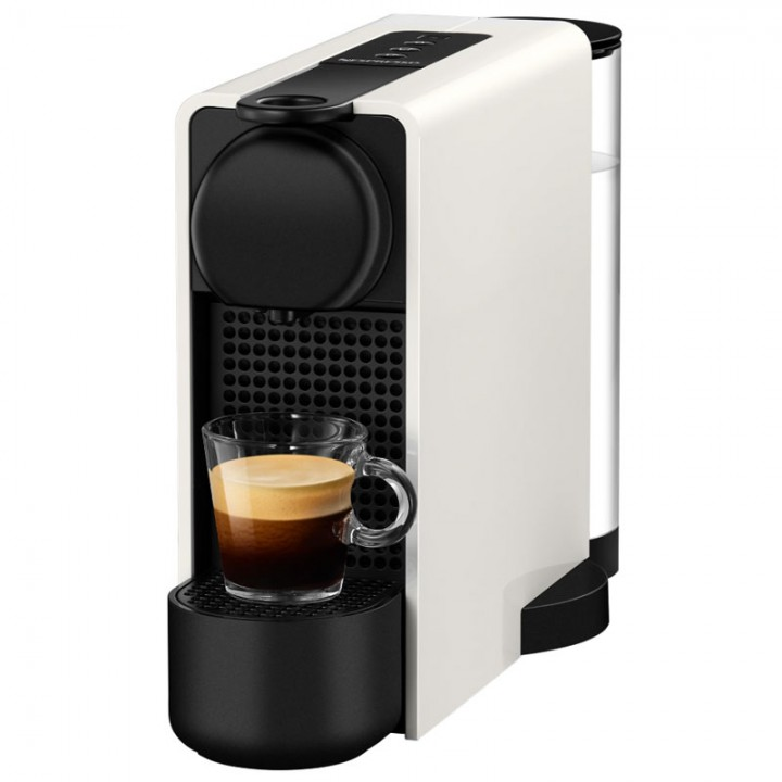 Кофеварка Nespreso Essenza Plus C45 White