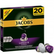 Jacobs Lungo 8 Intenso (20 капсул)