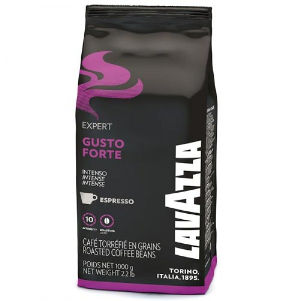 Lavazza Expert Gusto Forte (1 кг), зерно